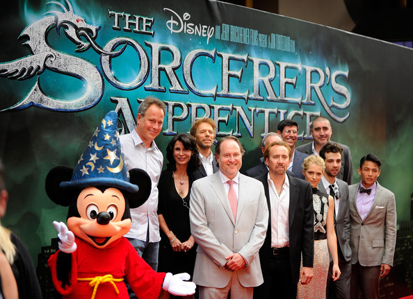 """The Sorcerer's Apprentice"" New York Premiere - Outside Arrivals"