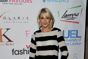 Ali Bastian Short Side Part