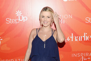 Ali Fedotowsky Maternity Dress
