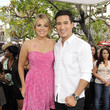 Ali Fedotowsky and Mario Lopez