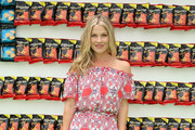 Ali Larter Off-the-Shoulder Dress