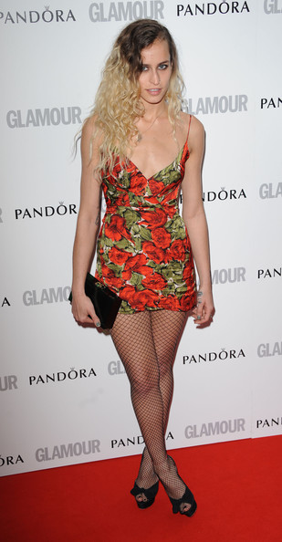 Alice Dellal Mini Dress