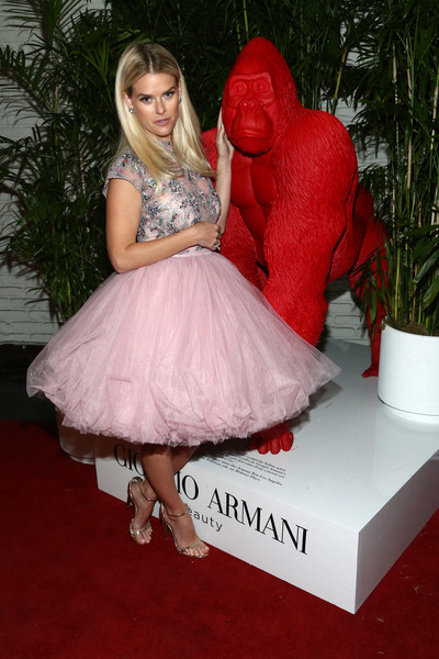 Alice Eve Cocktail Dress [clothing,dress,red,pink,carpet,red carpet,costume,footwear,fun,leg,giorgio armani,alice eve,giorgio armani beauty,beauty,chateau marmont,los angeles,california,performances,best performances]