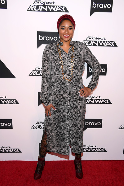 Alicia Quarles Shirtdress