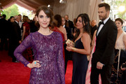Alison Brie Evening Dress