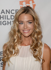 Denise Richards looked like a doll with her long blond curls during the Alliance for Children's Rights dinner.