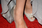 Allison Holker Peep Toe Pumps