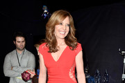 Allison Janney Cutout Dress