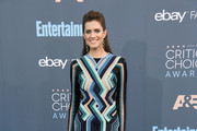Allison Williams Beaded Dress