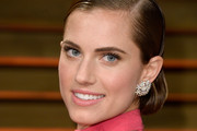 Allison Williams Chignon