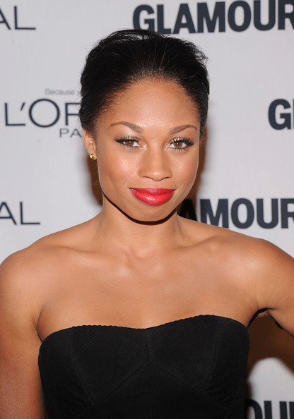 Allyson Felix Beauty