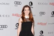 Alyson Hannigan Ankle boots