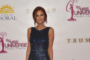 Alyssa Campanella Beaded Dress
