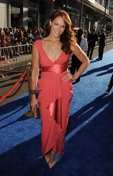 Amanda Righetti Pumps