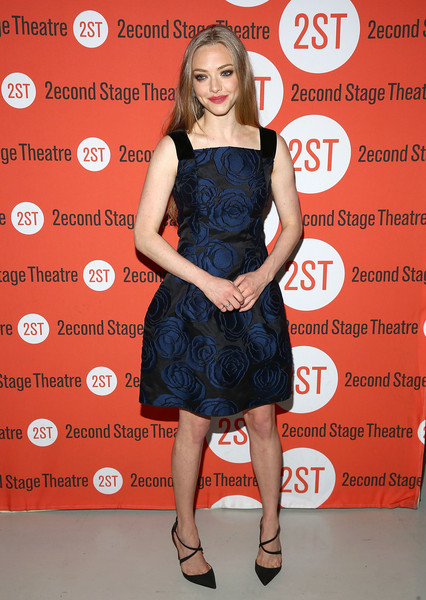 Amanda Seyfried Pumps