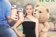 Amanda Seyfried One Shoulder Dress