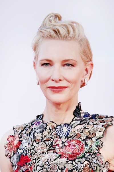 More Pics of Cate Blanchett Pompadour (3 of 66) - Cate Blanchett Lookbook - StyleBistro [movie,hair,face,hairstyle,blond,lip,eyebrow,beauty,chin,skin,fashion,blond,amants red carpet,hair,red carpet,human hair color,color,hairstyle,photo shoot,77th venice film festival,hair,hair coloring,hair accessory,blond,long hair,human hair color,bangs,photo shoot,color,model]