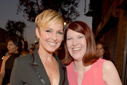 Kate Flannery and Melora Hardin Photo