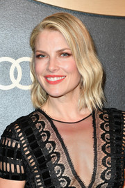 Ali Larter sported a short and sweet wavy hairstyle at the Amazon Studios Golden Globes celebration.