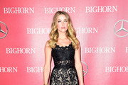 Amber Heard Lace Dress