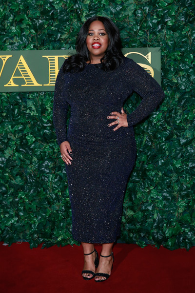 Amber Riley Evening Sandals