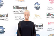 Amber Rose Little Black Dress