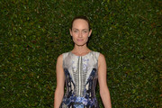 Amber Valletta Print Dress
