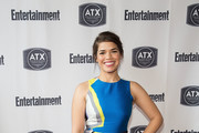 America Ferrera Hard Case Clutch