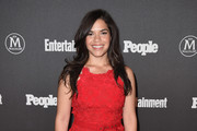 America Ferrera Lace Dress
