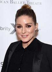 Olivia Palermo wore her hair in a twisted bun at the American Ballet Theatre 2019 Fall Gala.