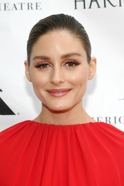 Olivia Palermo opted for a simple and classic bun when she attended the 2019 American Ballet Theatre Spring Gala.