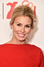 Niki Taylor worked a retro-chic updo at the Go Red for Women 2018.