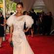 Joy Bryant In Marchesa, 2010