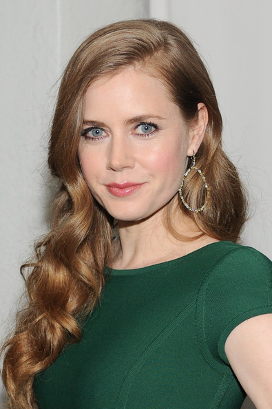 Amy Adams Long Curls [dom perignon and w magazine celebrate the golden globes,hair,face,hairstyle,blond,eyebrow,shoulder,long hair,lip,beauty,chin,amy adams,dom perignon,chateau marmout,california,los angeles,chateau marmont,w magazine,the golden globes,celebration]