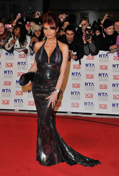 Amy Childs Evening Dress
