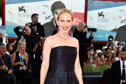 Amy Ryan Strapless Dress