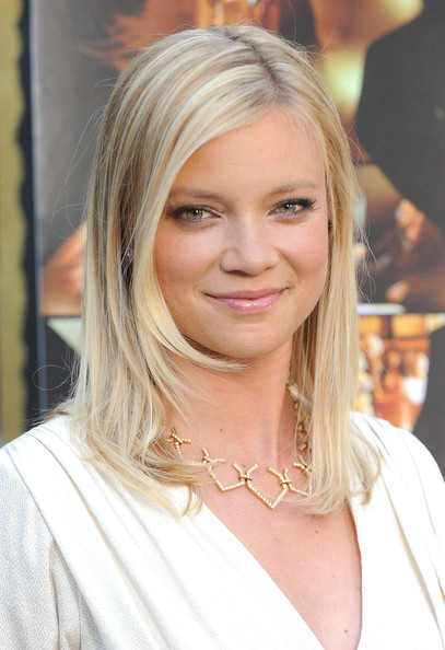 Amy Smart Gold Collar Necklace