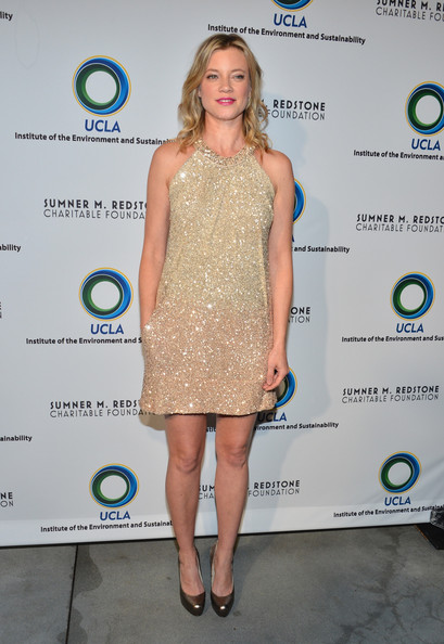 Amy Smart Beaded Dress
