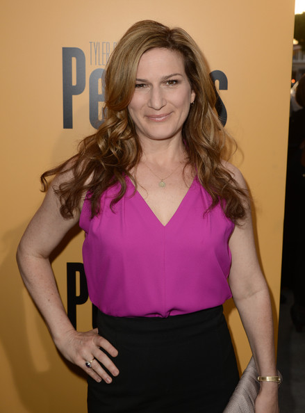 Ana Gasteyer Hair