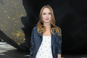 Ana Girardot Motorcycle Jacket