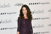 Andie MacDowell Beaded Dress