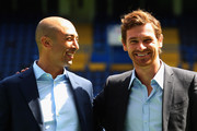 Andre Villas Boas Short Side Part