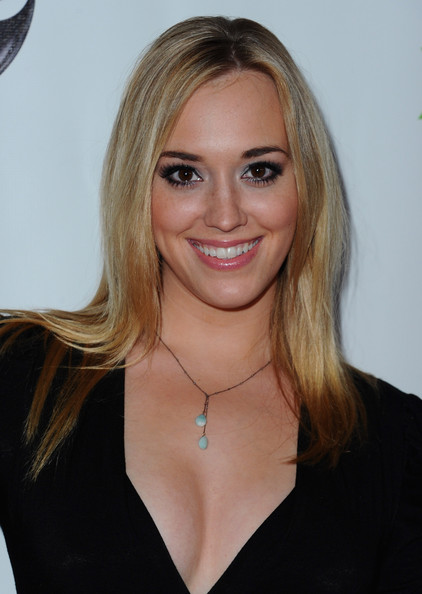 Andrea Bowen Layered Cut