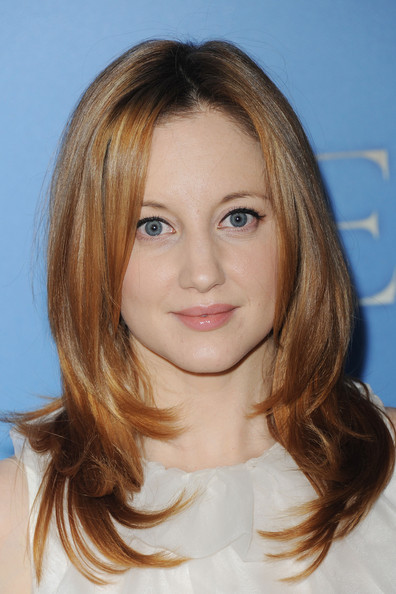 Andrea Riseborough Layered Cut