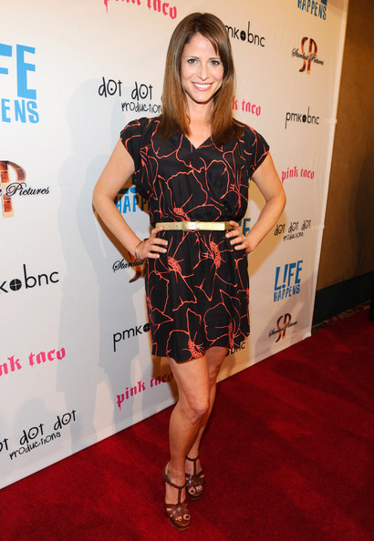 Andrea Savage Print Dress