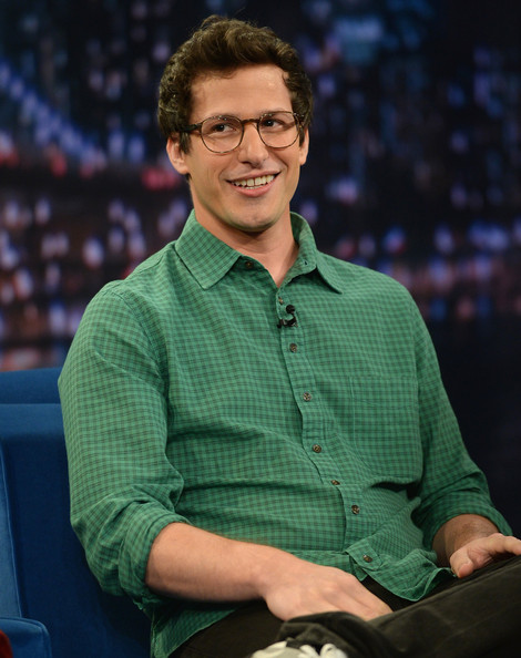 More Pics of Andy Samberg Button Down Shirt (4 of 9) - Andy Samberg Lookbook - StyleBistro