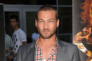 Andy Whitfield Blazer