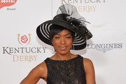 Angela Bassett Decorative Hat