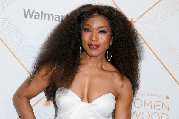Angela Bassett Teased