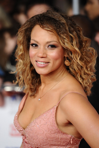 Angela Griffin Beauty